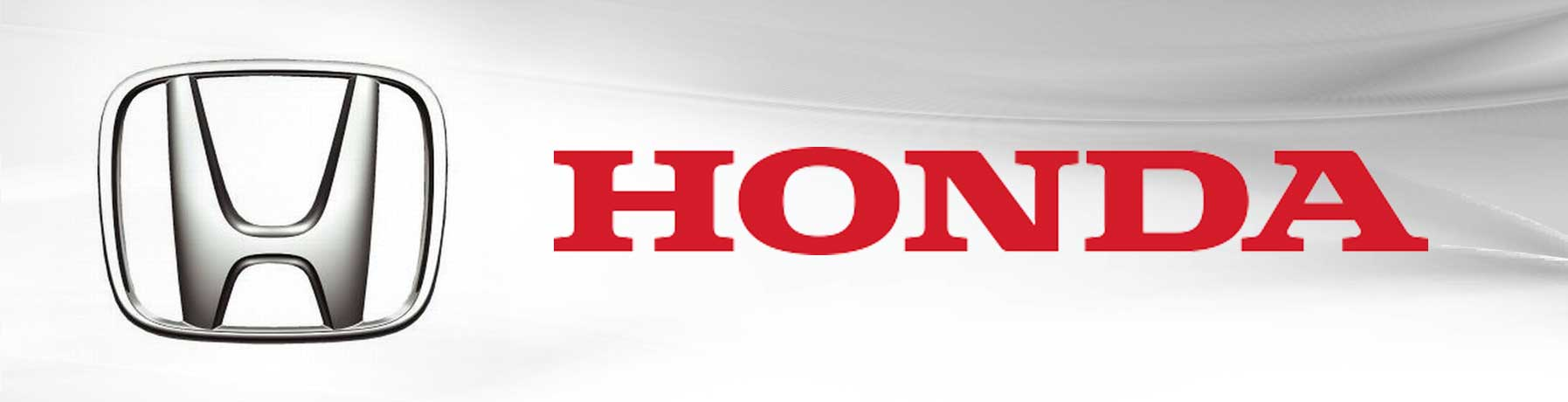 We service Honda vehicles